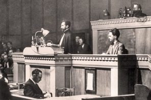 Haile Selassie I's speech to the UN in 1963