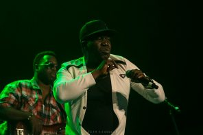 Barrington Levy, 57 years of song and melody.
