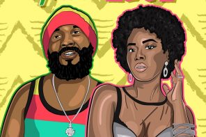 Warrior King Introduces New Afrobeat Collaboration With MzVee