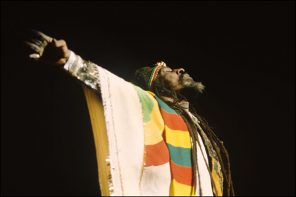 The last good-bye: Bunny Wailer's funeral will be held tomorrow at Dreamland Farm