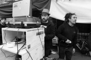Anbessa Soundsystem lands at the Vinyl Garage Fair in unprecedented participation of Reggae culture